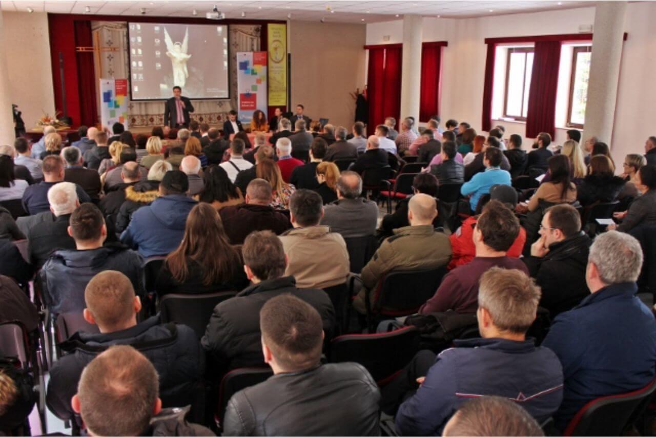 Više od 150 poduzetnika na prezentaciji HAMAG-BICRO-a