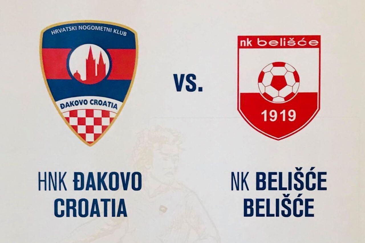 Nogometaši Đakovo Croatije pred ključnim utakmicama u borbi za opstanak