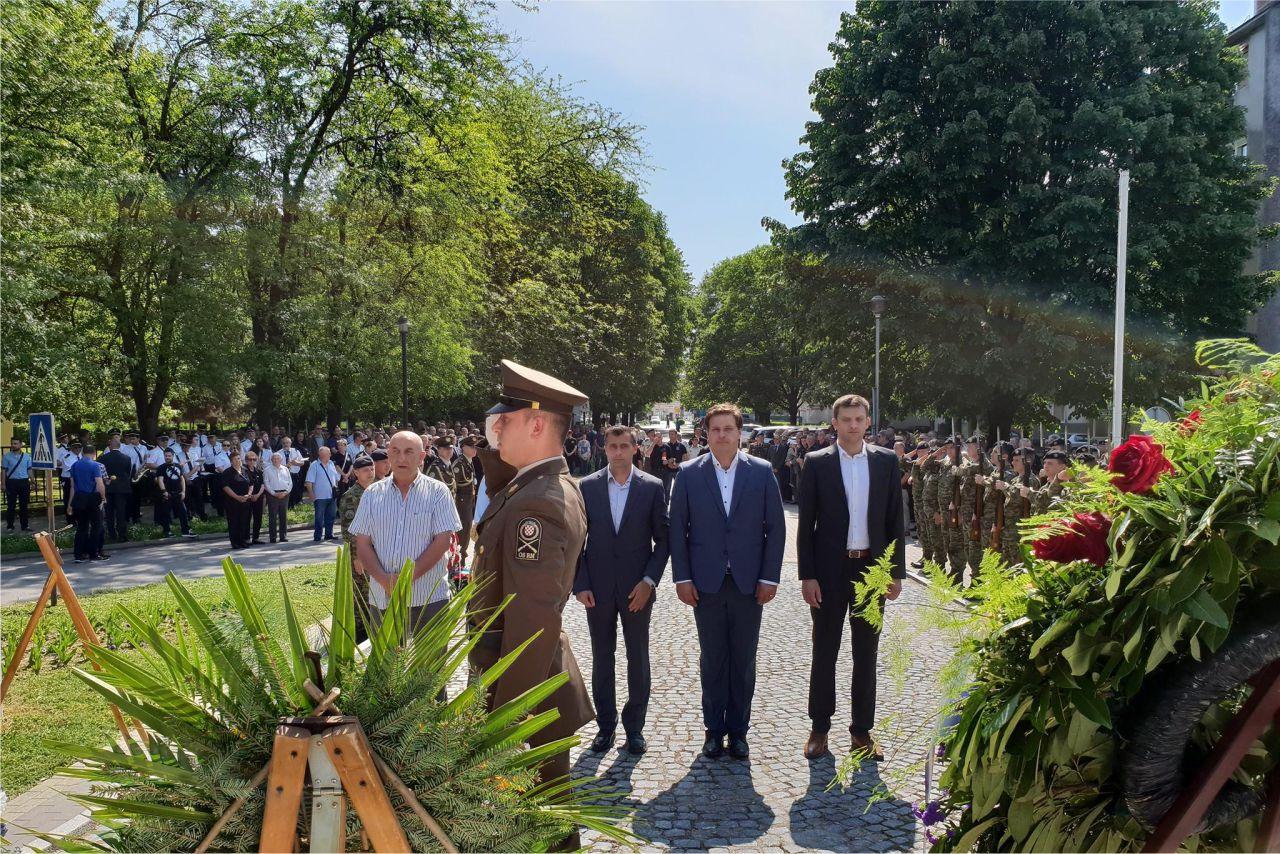 """27. godišnjica osnutka 3. gardijske brigade """"Kune"""""""