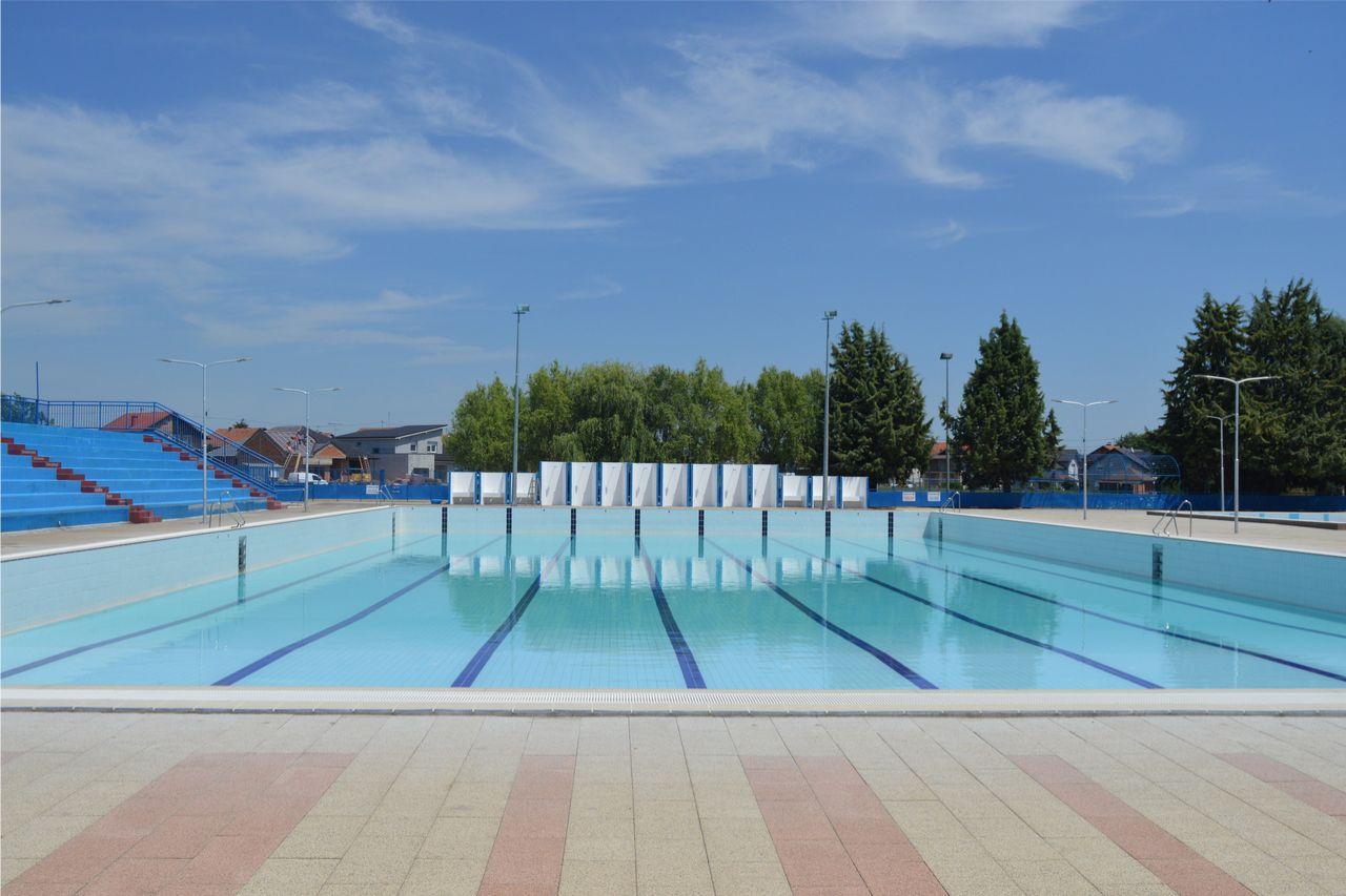 Počinje nova kupališna sezona na Gradskim bazenima