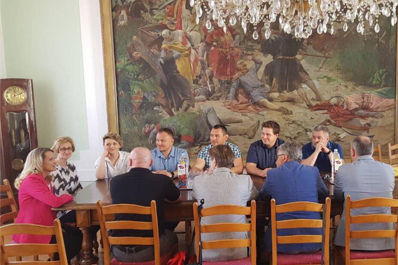 Delegacija SPD-a Rothenburg posjetila Đakovo, a razgovaralo se i o budućim suradnjama