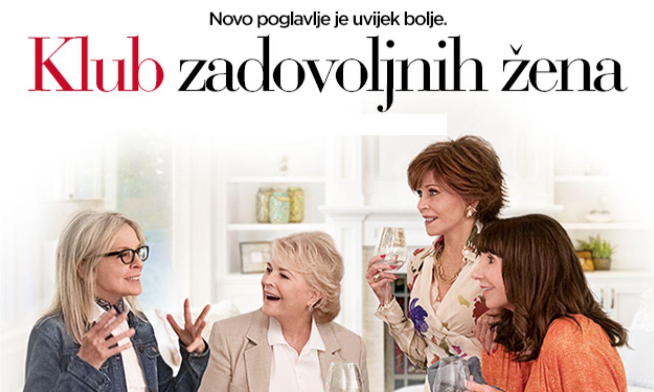 Klub zadovoljnih žena – Kino Đakovo