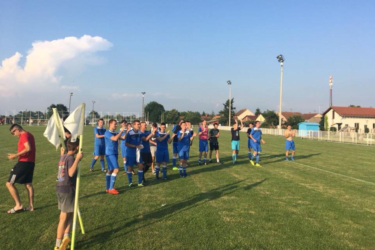 Rezultati prve županijske lige Osječko-baranjska