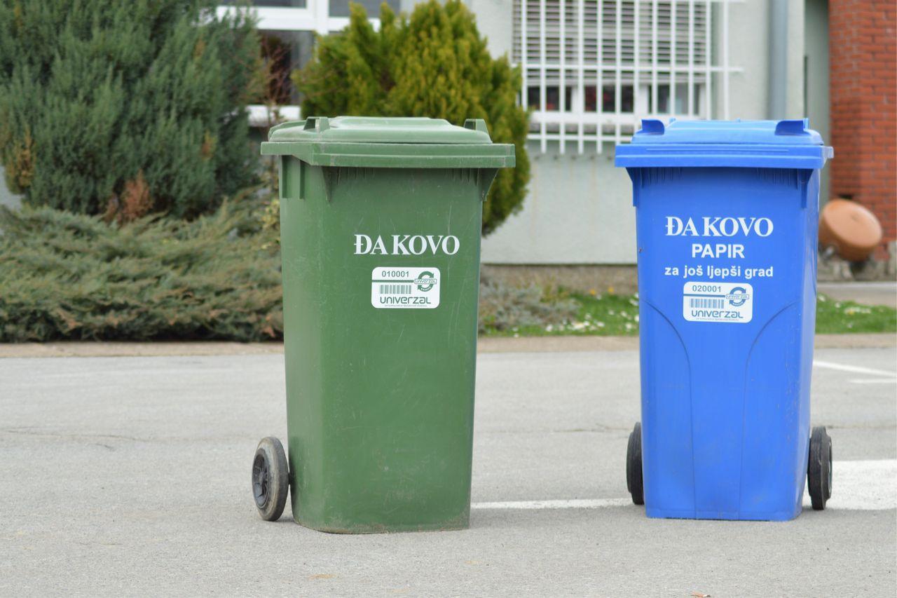 Razvrstavanjem otpada čuvamo okoliš i štedimo novac