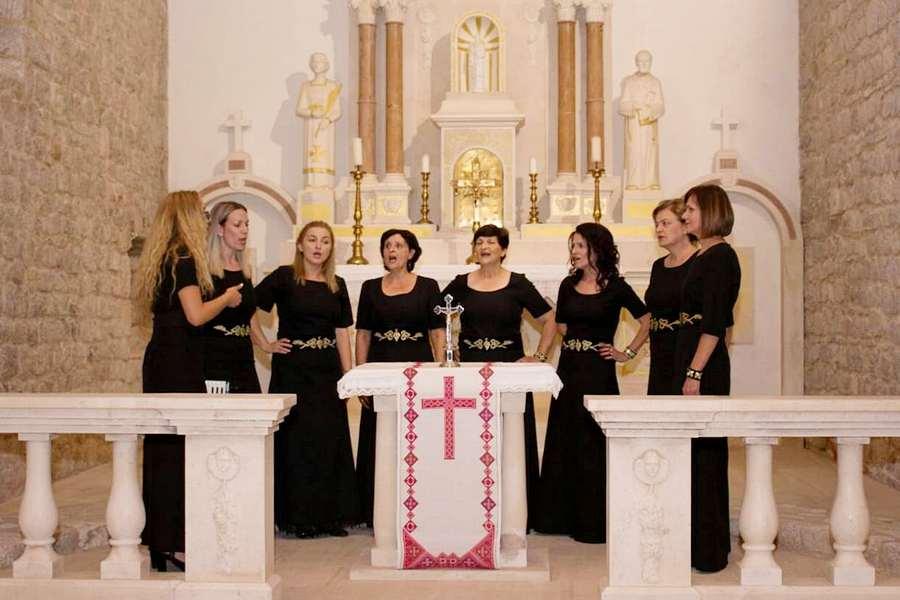 Certissa nastupila na Susretu klapa u hercegovačkoj Gorici