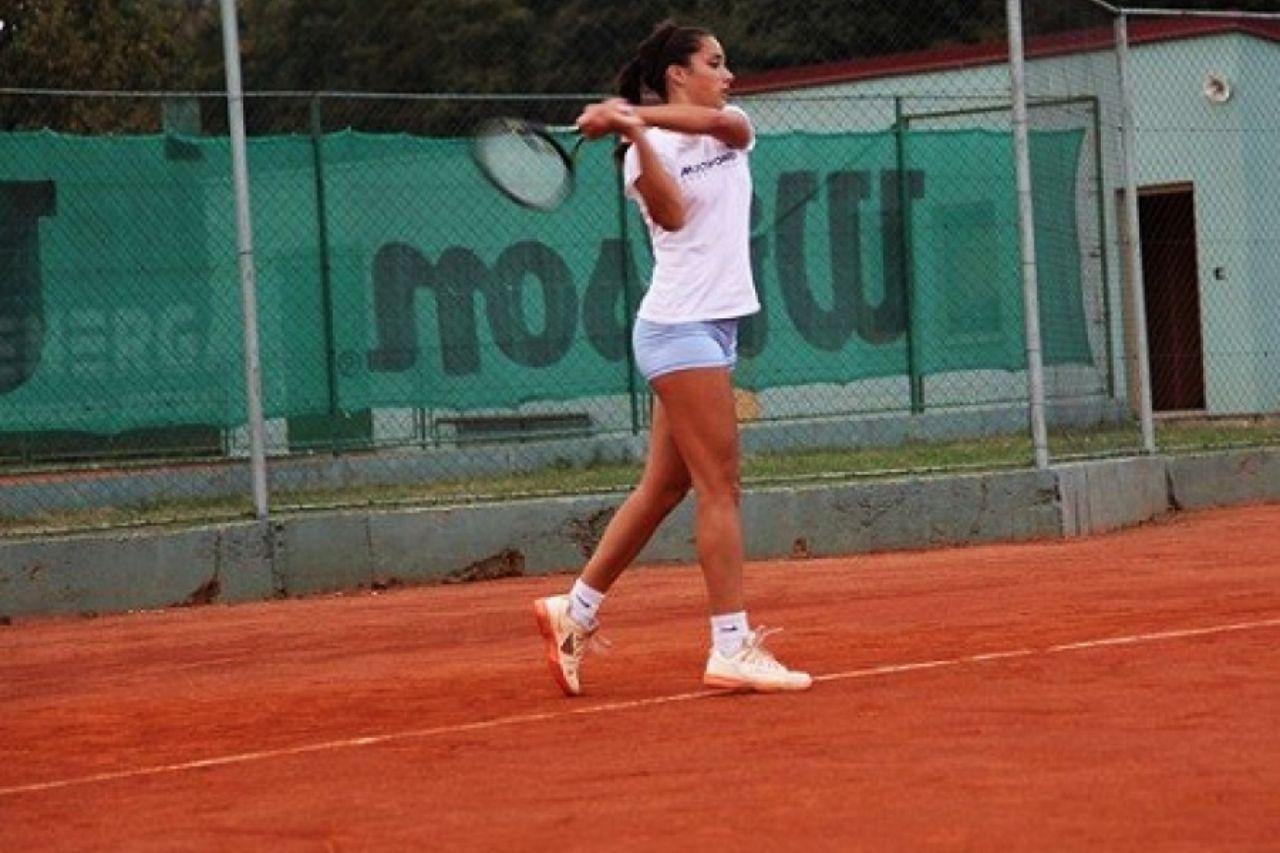 Laura Mašić zaustavljena u polufinalu!