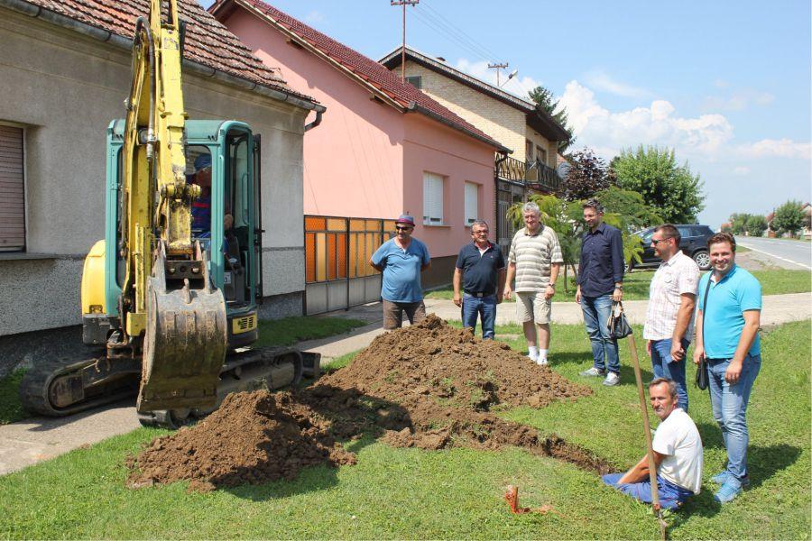 Do kraja listopada nova javna rasvjeta u Kuševcu i Širokom Polju