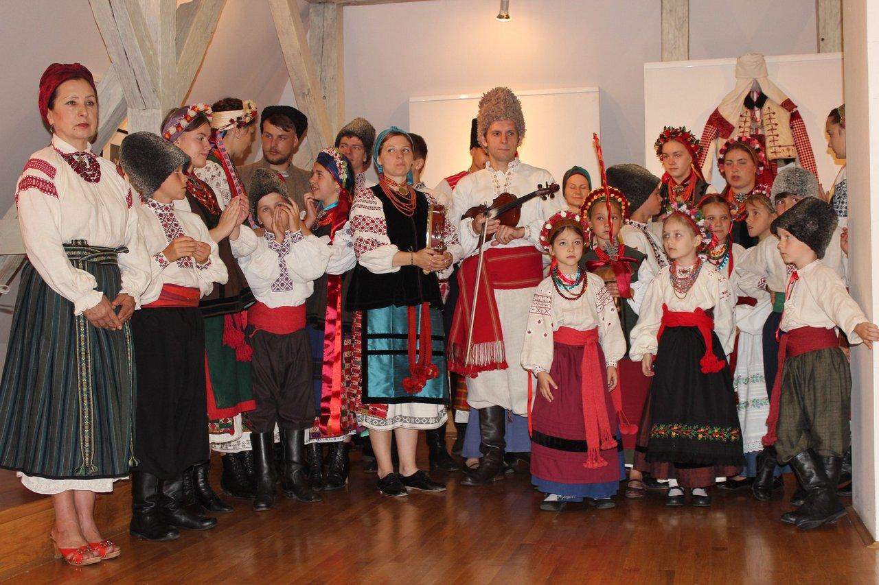 """Izložba """"Ukrajina i Ukrajinci"""" u Spomen muzeju"""