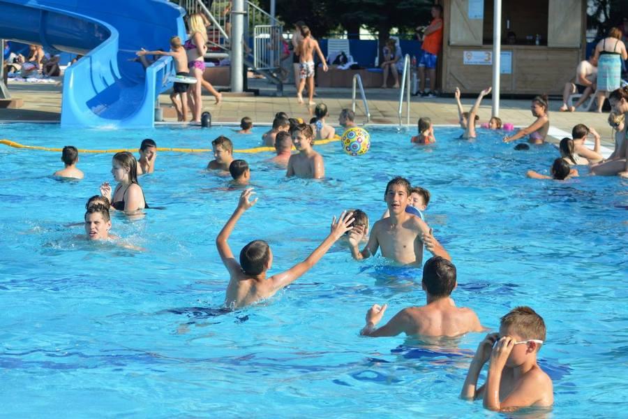 Na Gradskim bazenima od početka sezone 18.000 kupača