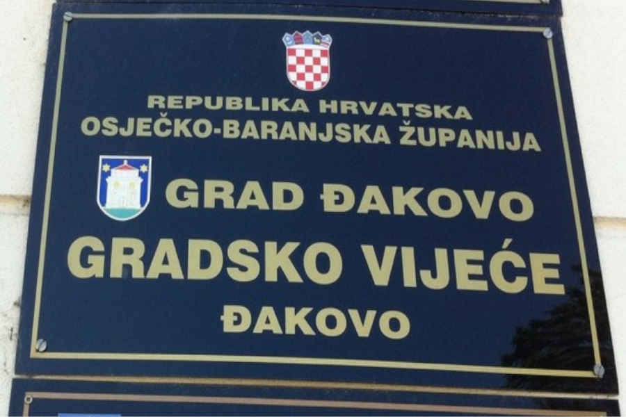 Sazvana 8. sjednica Gradskog vijeća Grada Đakova