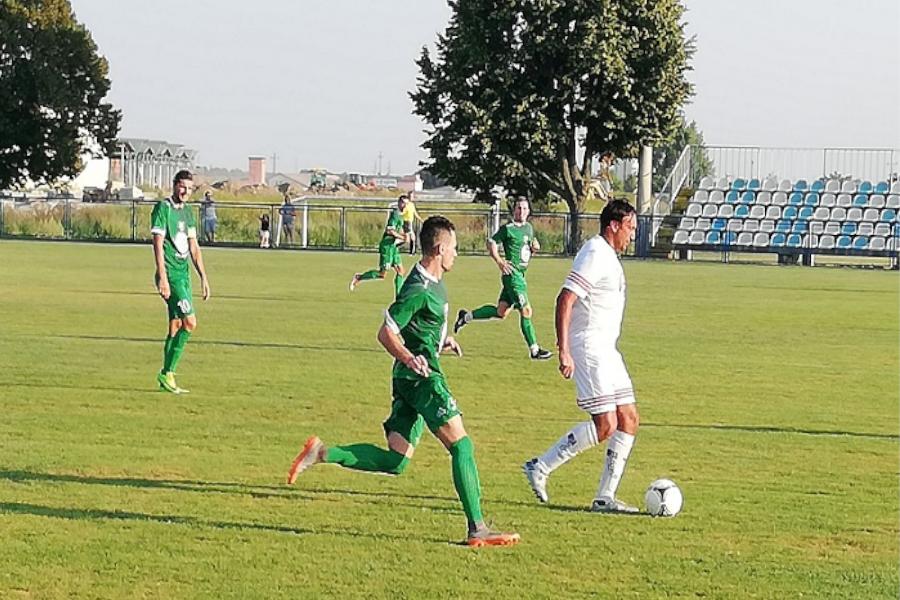 Nogometni klubovi iz Đakovštine odigrali pripremne utakmice