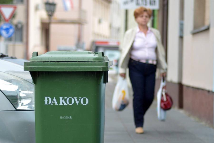 Odvoz miješanog otpada do kraja kolovoza od 14 sati