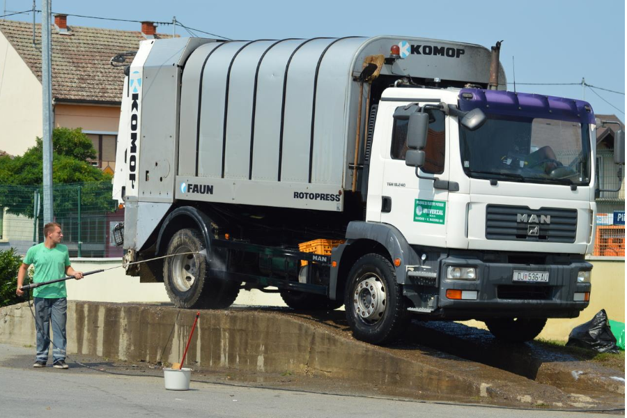 Vraća se uobičajeno vrijeme odvoza miješanog otpada