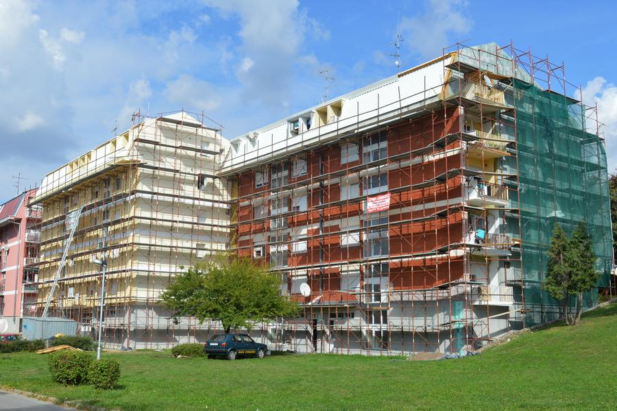 Energetska obnova zgrade 24 na Vijencu vrijedna 2,7 milijuna kuna