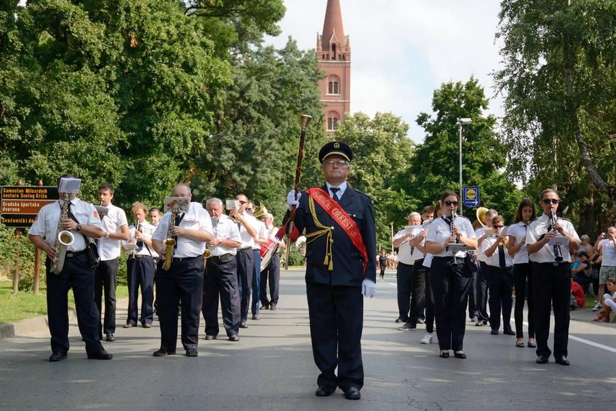 Festival puhačke glazbe u Hrvatskom domu, gostuju puhači iz Lipika