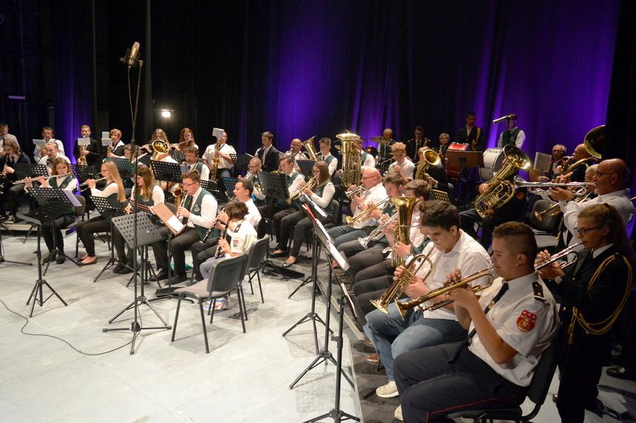 Sat i pol ugodnog muziciranja na Festivalu puhačke glazbe