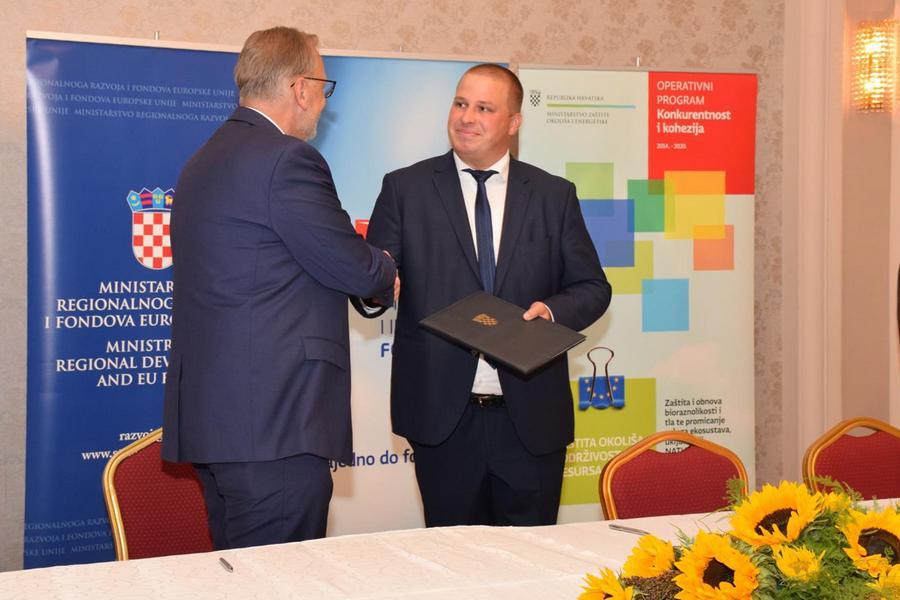 Za obnovu Policijske postaje u Đakovu 245.000 kuna