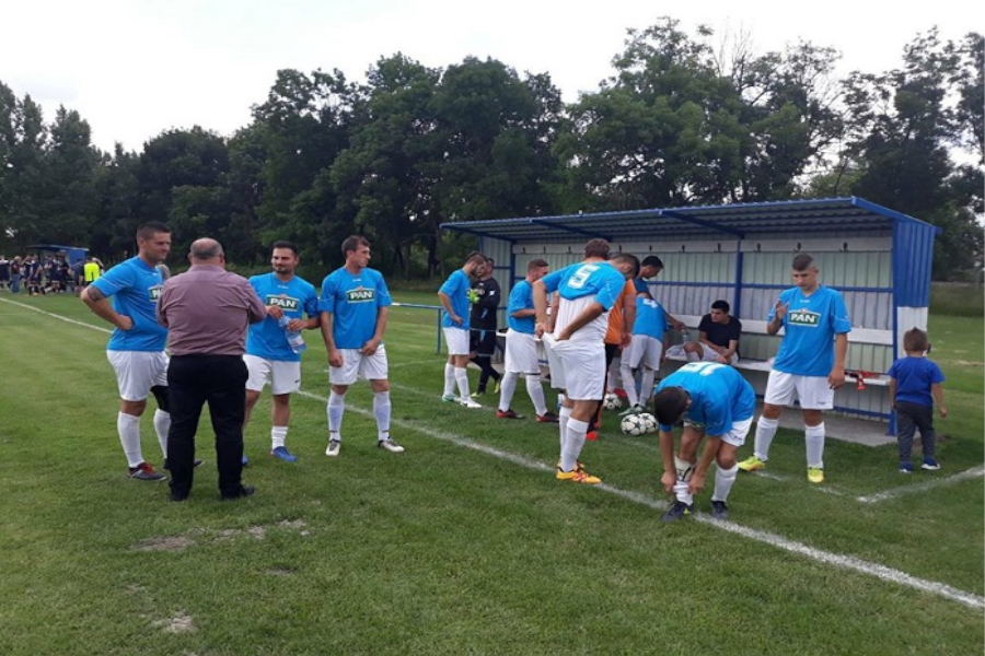 Kompletirano je drugo kolo Druge županijske nogometne lige