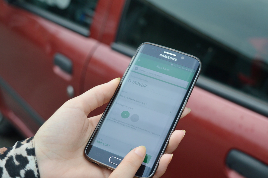 Mobilna aplikacija koja pojeftinjuje parkiranje stigla i u Đakovo