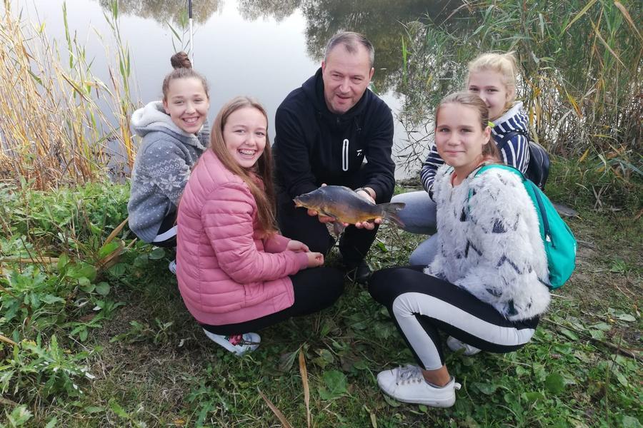 Goranovci se Malom školom ribolova pripremaju za Školu za život