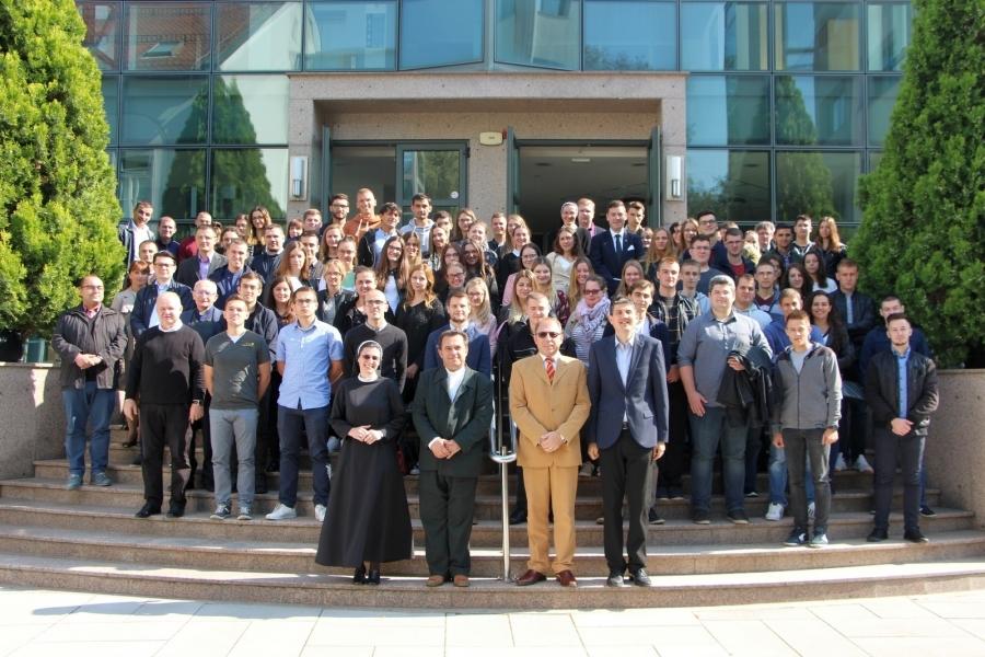 Nova akademska godina na Katoličkom bogoslovnom fakultetu u Đakovu