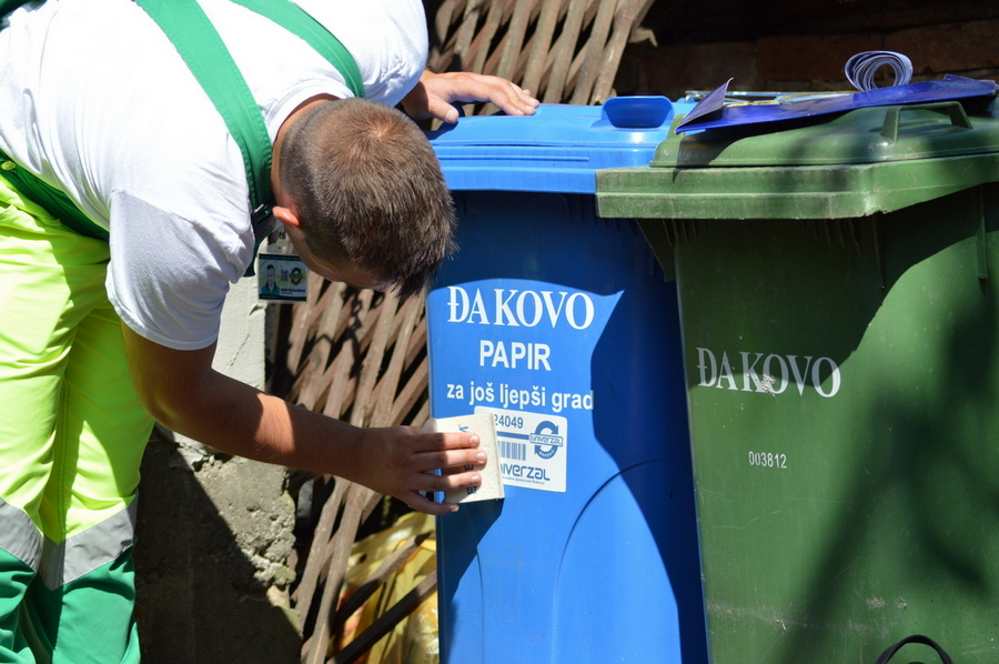 Tko bude razdvajao više otpada, plaćat će manje račune
