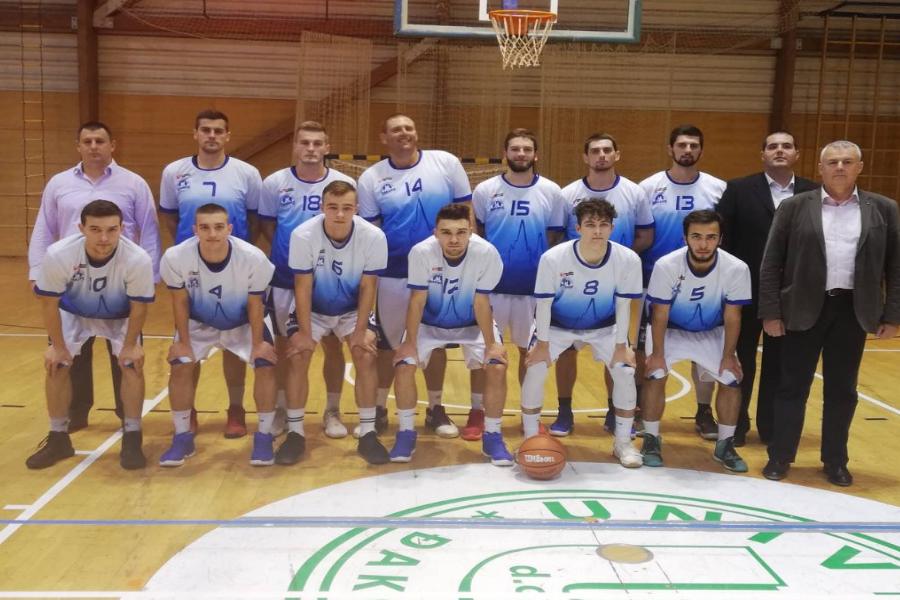 Košarkaški klub Đakovo pobjedom ušao u prvoligašku sezonu!