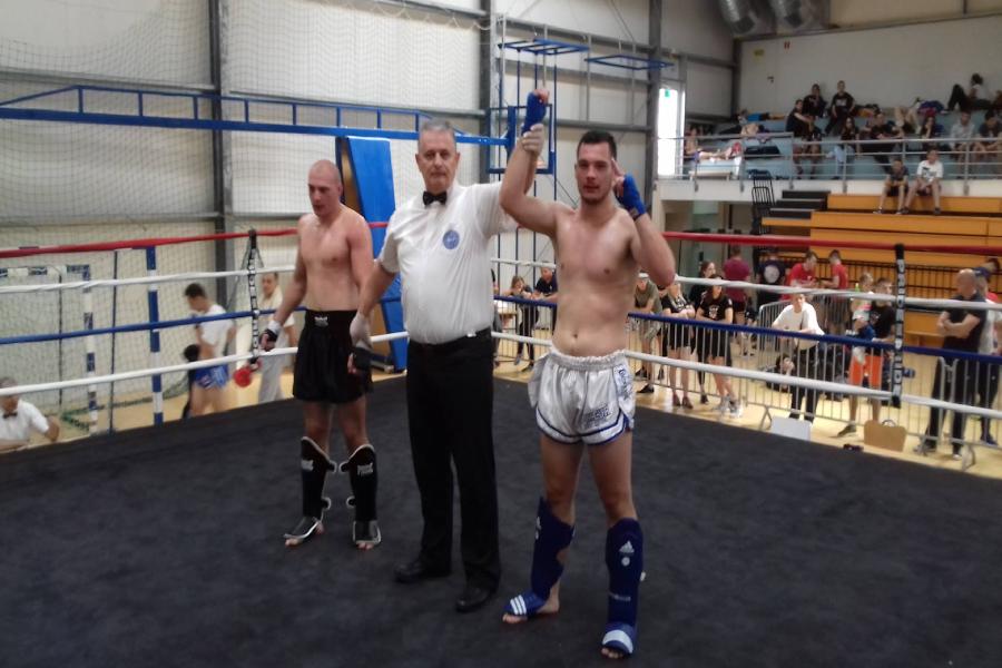 Luka Jaman poražen u polufinalu