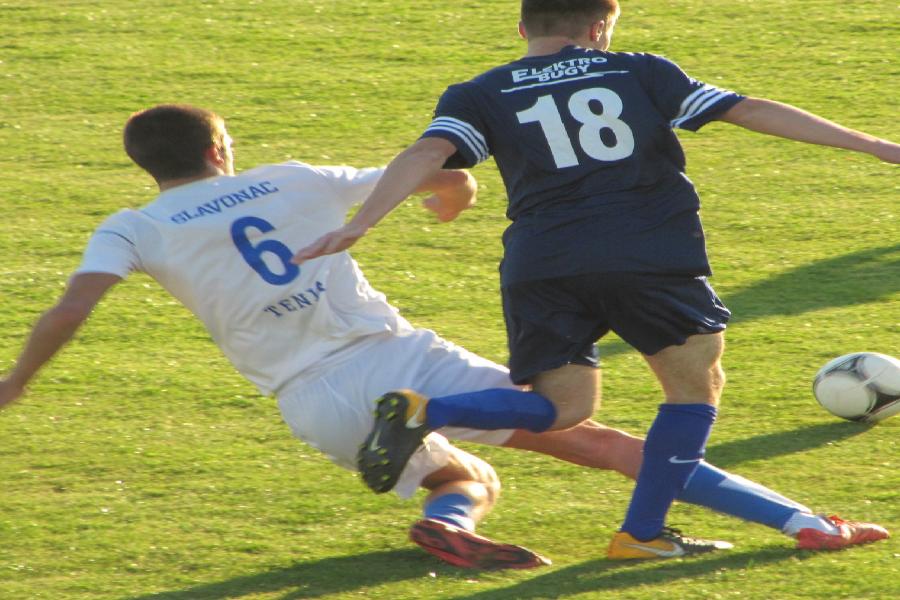 Klubovi iz Đakovštine dominiraju Prvom županijskom ligom