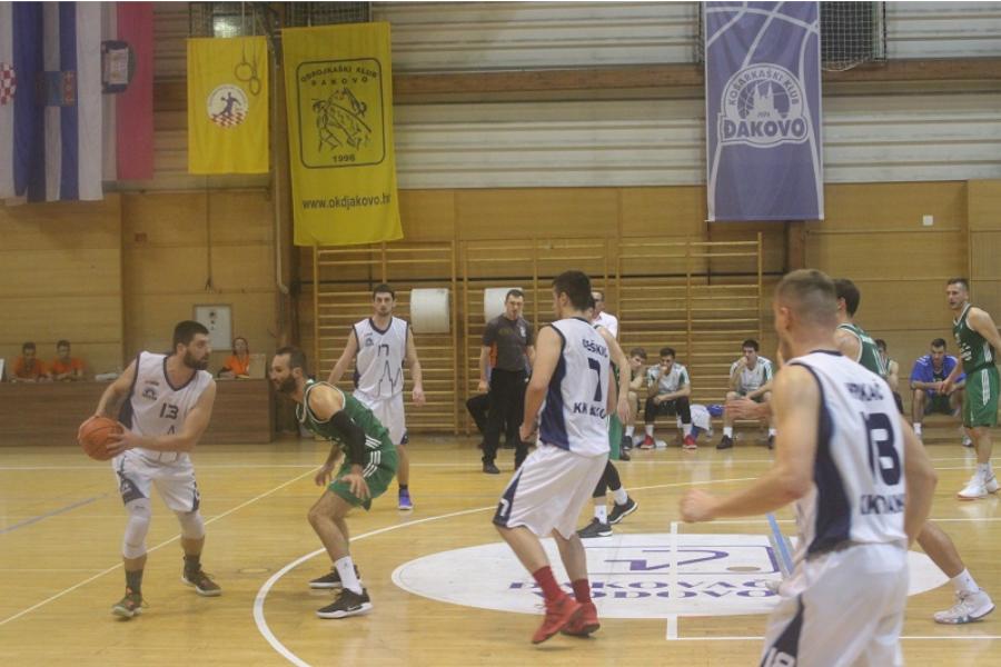 Zadar je stvorio košarku, a Đakovčani po drugi puta pobjeđuju Zadrane!