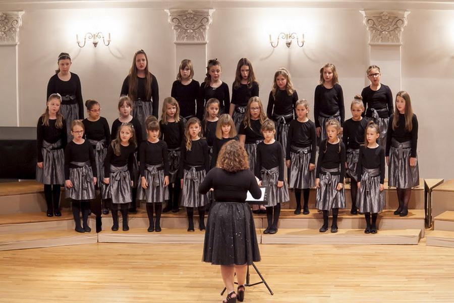 Glasovite zagrebačke Mozartine u katedrali 11. studenoga