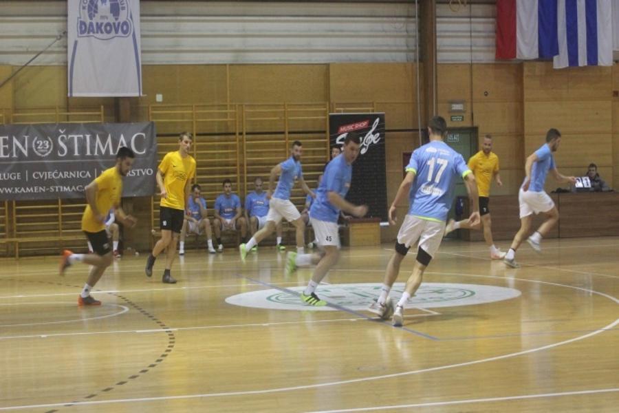 Započeo malonogometni božićni turnir Đakovo 2018. uz Osječko