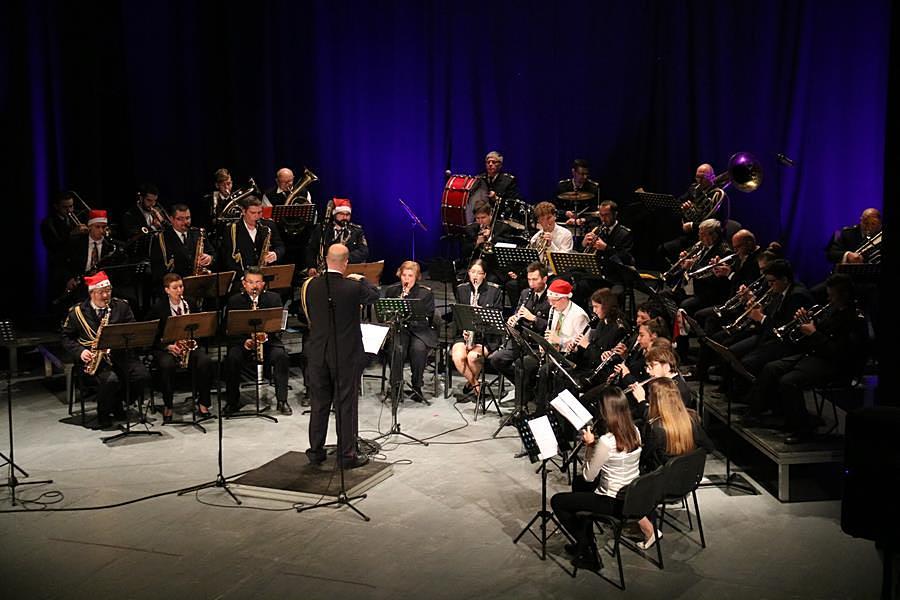 Staru godinu Puhački orkestar DVD-a ispratio revijalnim koncertom