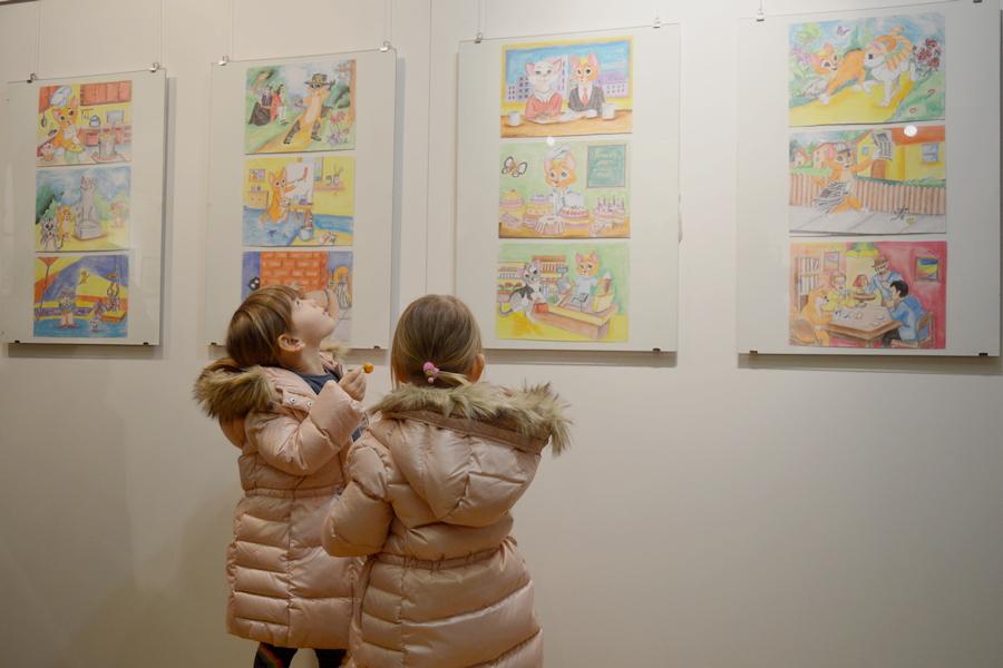 """Izložba ilustracija slikovnica """"U svijetu đakovačkih bajki"""" u Spomen-muzeju"""