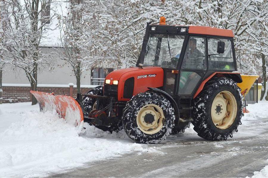 Novi snijeg noćas mobilizirao Zimsku službu