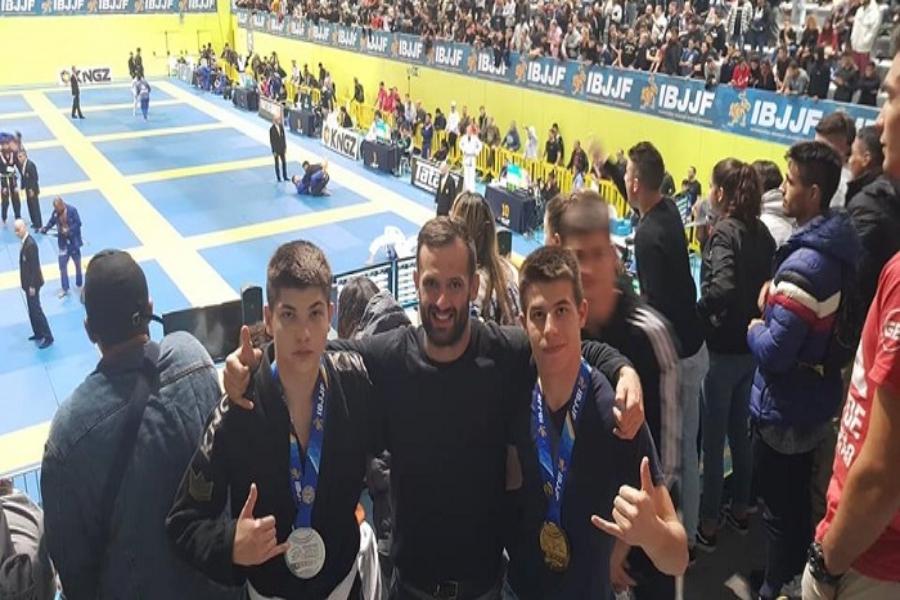 Karlo Dujmović i Matej Bojanić osvojili medalje na Europskom prvenstvu u Portugalu!