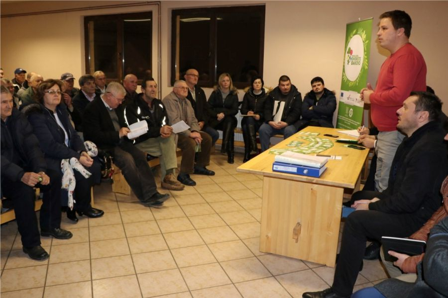 Održan zbor građana u Selcima Đakovačkim