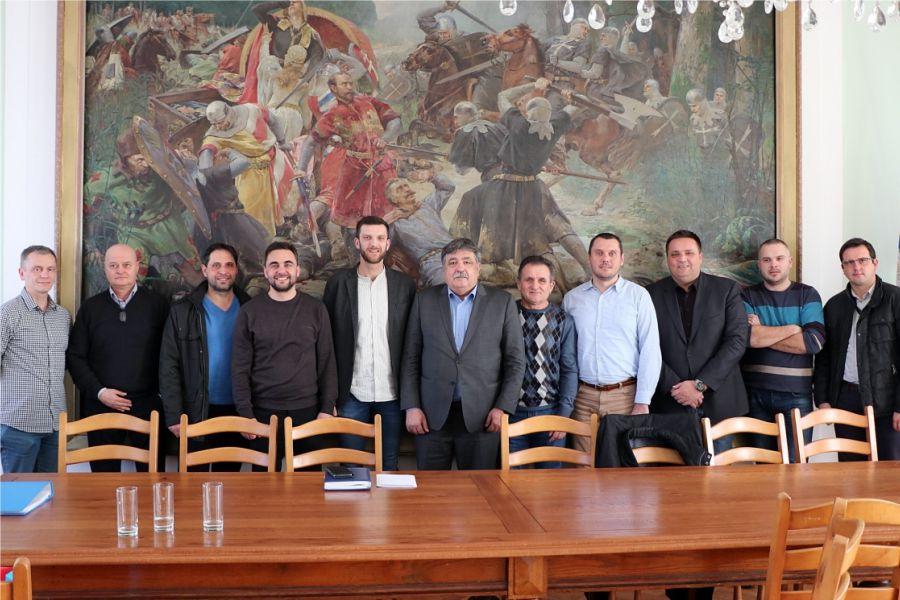 Grad Đakovo kao važno nogometno središte Osječko-baranjske županije
