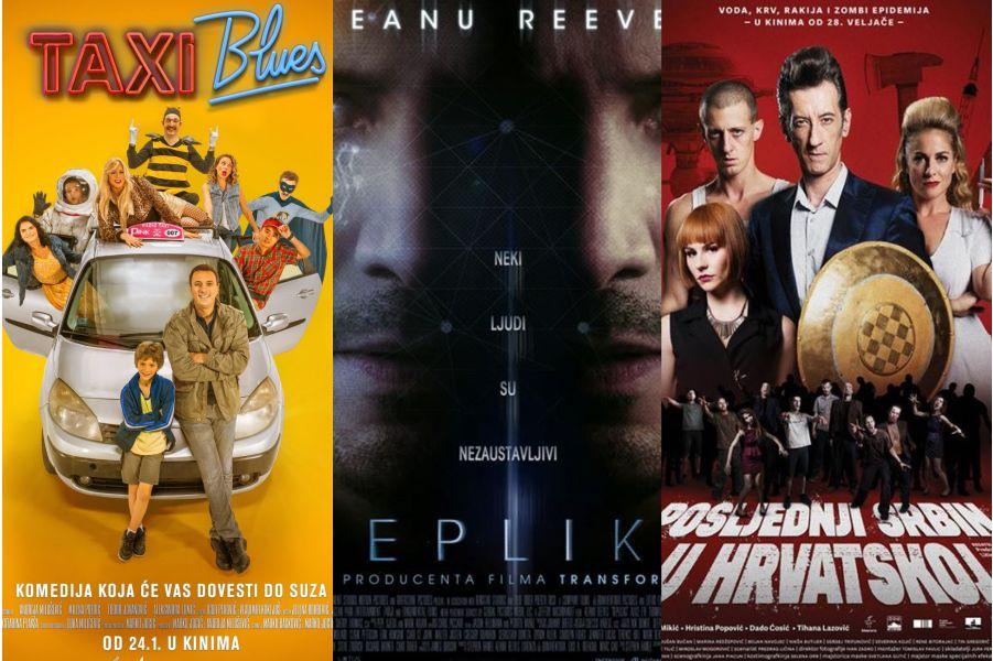Kino: Taxi Blues, Replike, Posljednji Srbin u Hrvatskoj