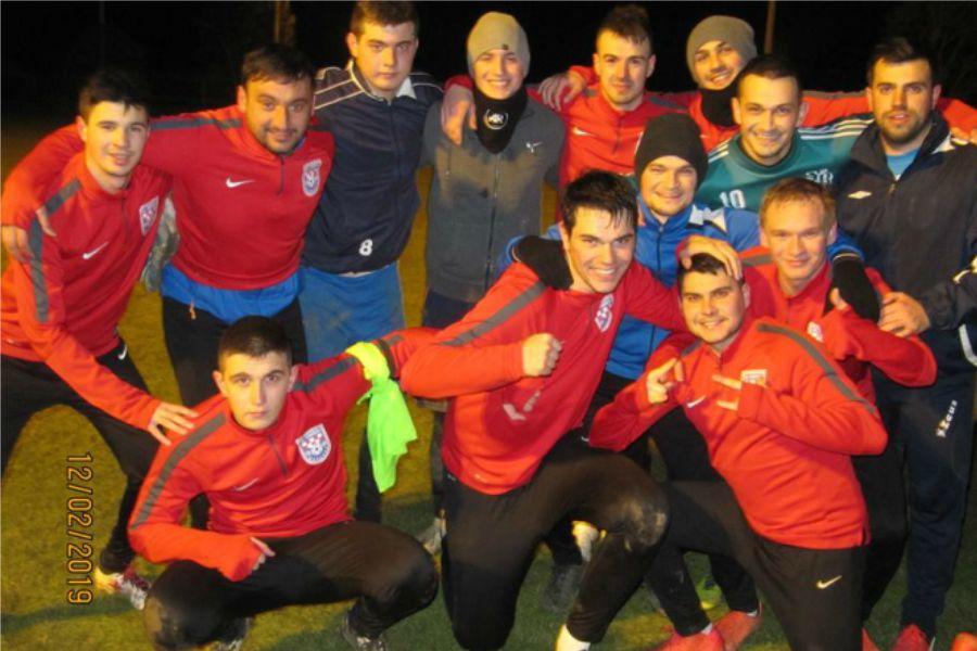 Slavljenička utakmica protiv SV Eggenthal!