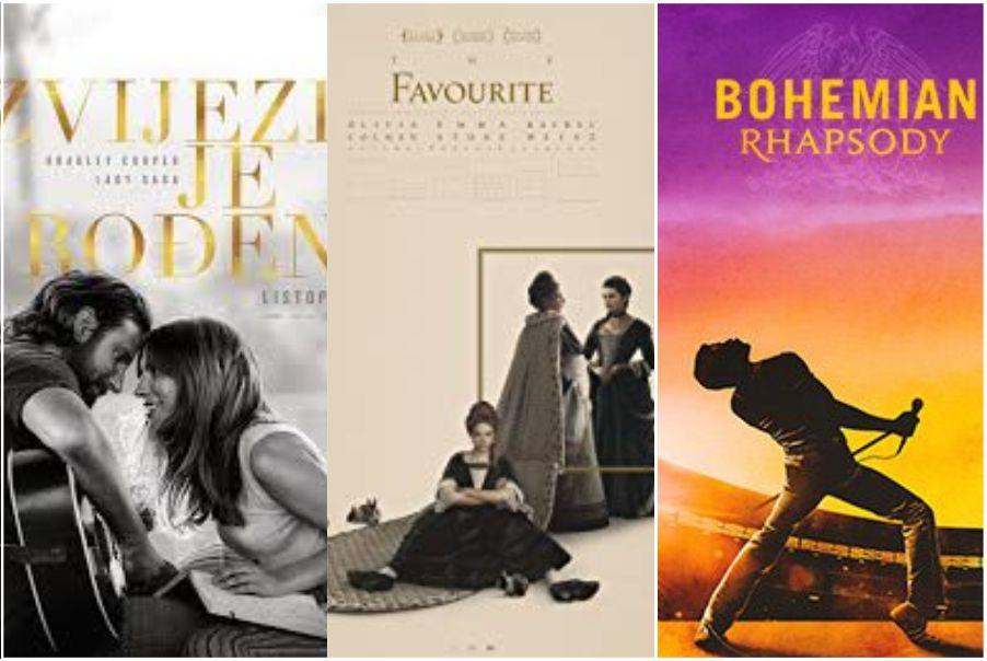 Oskarovska kinoteka: Zvijezda je rođena, Miljenica i Bohemian Rhapsody