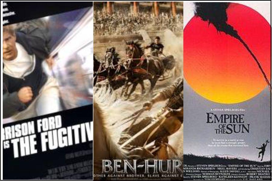 Oskarovska kinoteka: Bjegunac, Ben Hur, Carstvo sunca