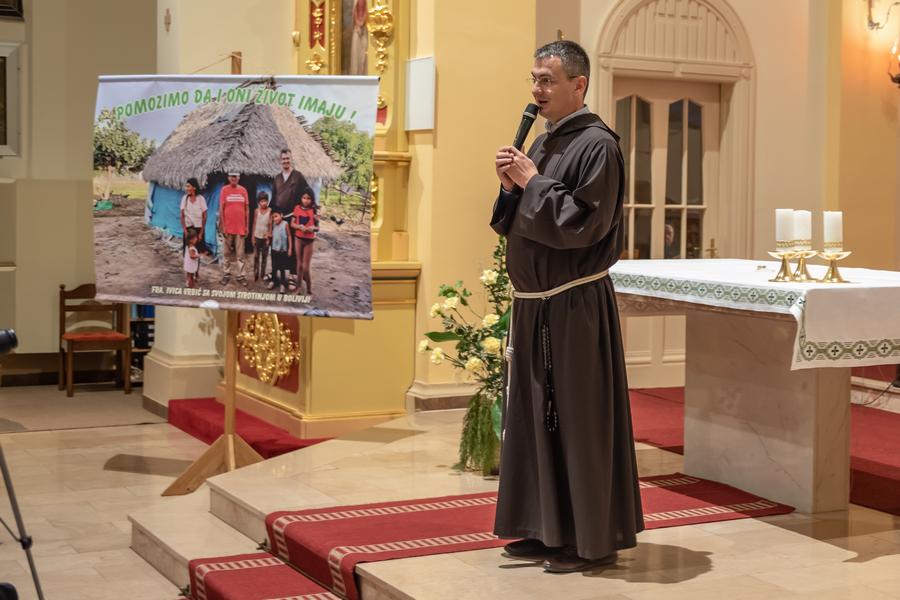 Kapucin Ivica Vrbić o iskustvu osobne vjere i misijskome pastoralu u Boliviji