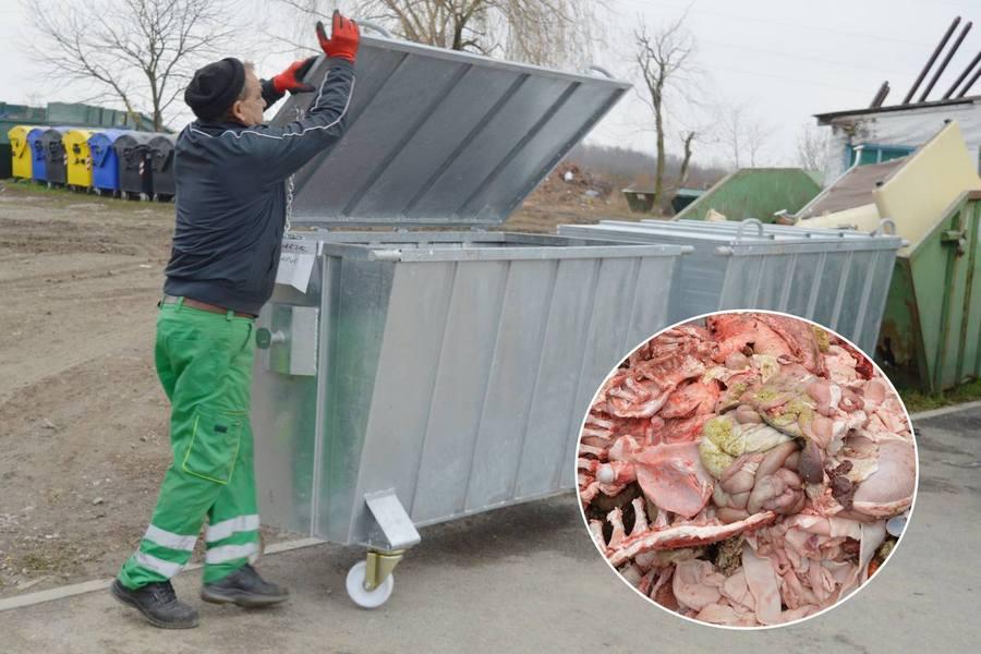 U sezoni svinjokolje Đakovčani skupili 13,5 tona animalnog otpada