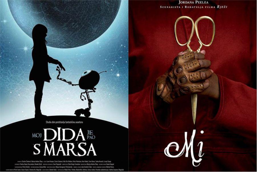 U kinu: Moj dida je pao s Marsa i Mi
