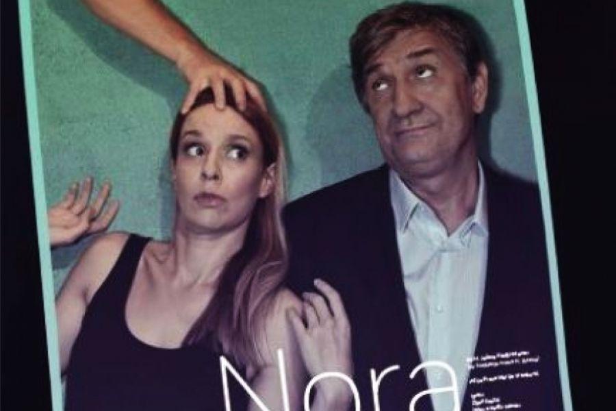 """Kazališna predstava: """"Nora – trenutak pobune"""""""