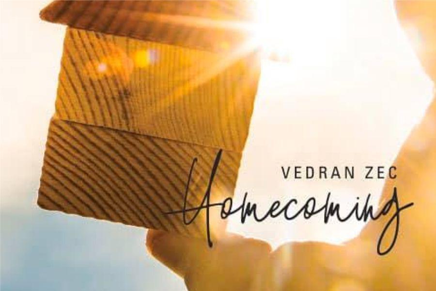 """Vedran Zec: """"Homecoming"""" – promotivni koncert"""