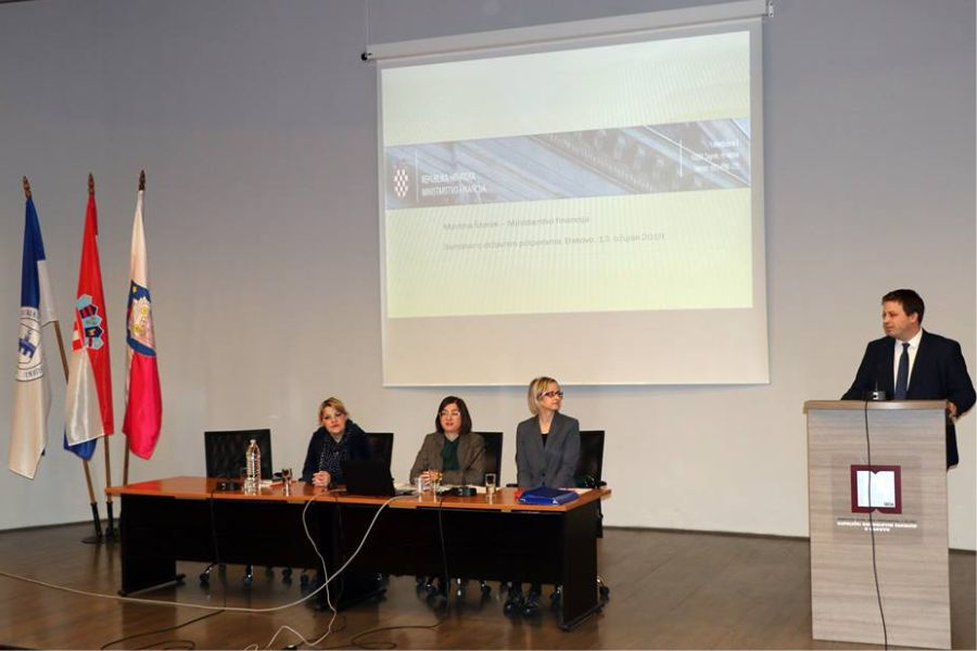 Seminar o državnim potporama  u Đakovu okupio predstavnike slavonskih županija
