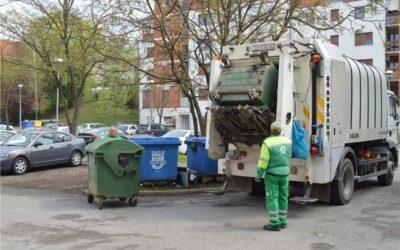 Od ponedjeljka 29. travnja odvoz otpada od 6 sati