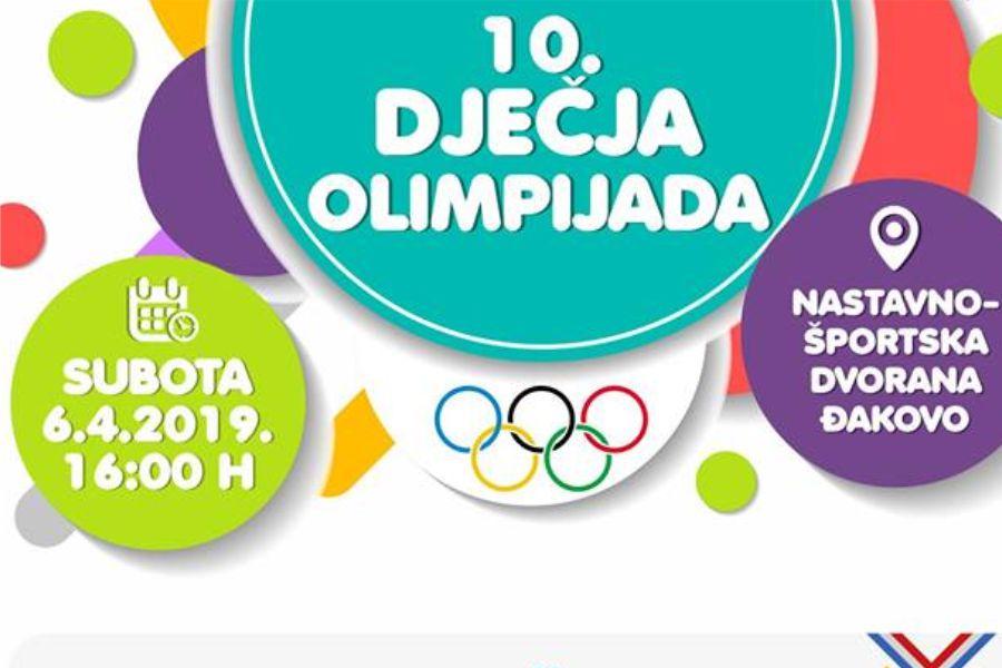10. Dječja olimpijada